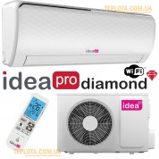 Кондиционер Idea Pro Diamond Inverter - IDEA ISR-09 HR-PA6-DN1 ION